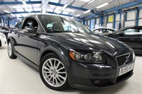 Used Volvo C30 SE LUX DRIVe D [FULL BLAK LEATHER]