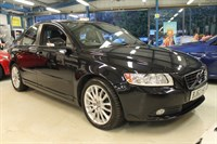 Used Volvo S40 DRIVE SE LUX EDITION S/S [NIL RFL / SAT NAV / FULL LEATHER]