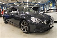 Used Volvo S60 DRIVE R-DESIGN S/S [LOW MILEAGE / 30 POUNDS TAX]