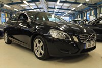 Used Volvo S60 DRIVE SE S/S [SAT NAV / LEATHER / 1 OWNER]