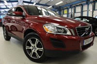 Used Volvo XC60 D5 SE LUX AWD [SAT NAV / FULL BLACK LEATHER]