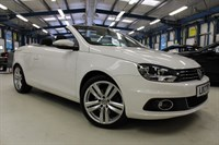 Used VW Eos SPORT TDI BLUEMOTION TECHNOLOGY DSG [1 OWNER / CONVERTIBLE]