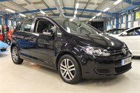 Used VW Golf Plus BLUEMOTION SE TDI [30 POUNDS TAX]