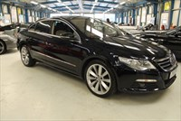 Used VW Passat CC GT TDI BLUEMOTION TECHNOLOGY DSG (SAT NAV / LEATHER INTERIOR)