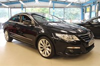 Used VW Passat CC GT TDI DSG [SAT NAV / FULL LEATHER]