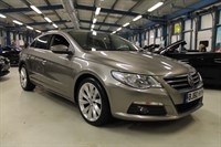 Used VW Passat CC GT TDI [SAT NAV / FULL BLACK LEATHER]