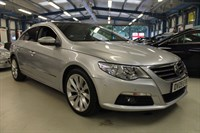 Used VW Passat CC SPORT V6 4MOTION DSG [SUNROOF / SAT NAV /LEATHER]