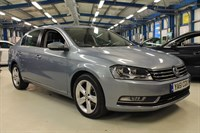 Used VW Passat SE TDI BLUEMOTION TECHNOLOGY [30 POUNDS ROAD TAX / UP TO 70mpg]