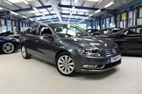 Used VW Passat SE TDI BLUEMOTION TECHNOLOGY DSG [DAB RADIO / PARKING SENSORS]