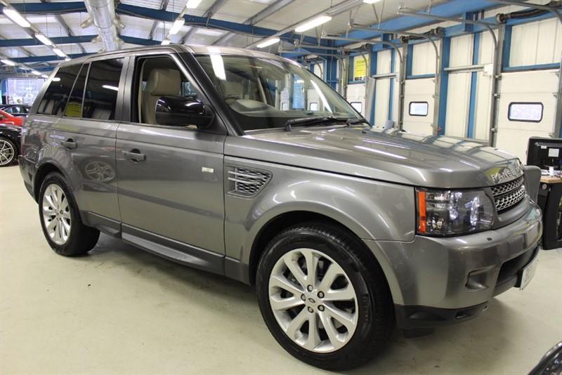 """used Land Rover Range Rover Sport V8 HSE [20""""s / SUNROOF / SAT NAV] in basingstoke-hampshire"""