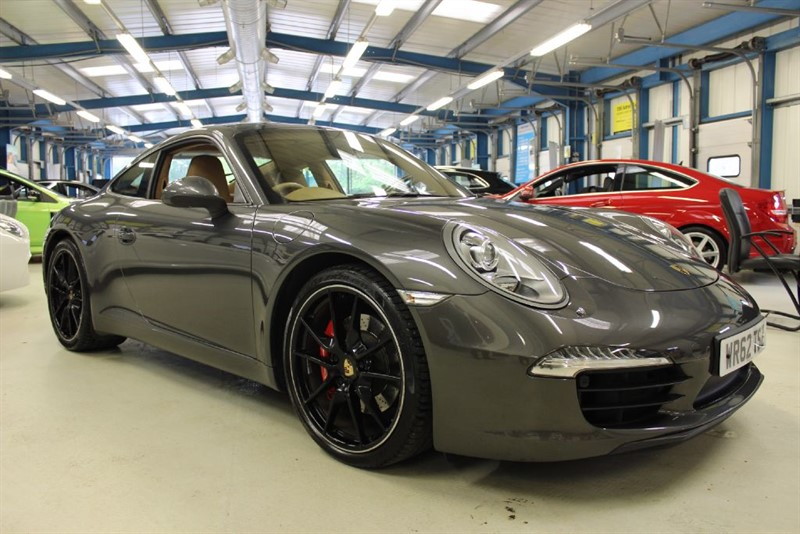 used Porsche 911 CARRERA S PDK [HUGE SPEC / 1 OWNER] in basingstoke-hampshire