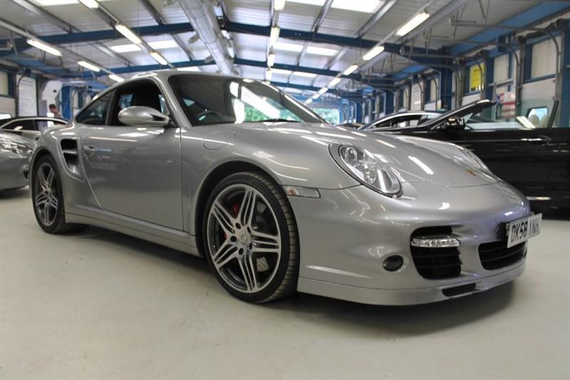 used Porsche 911 Turbo TIPTRONIC S [FACELIFT DASH AND NAV] in basingstoke-hampshire