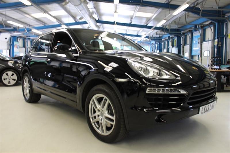 used Porsche Cayenne D V6 TIPTRONIC in basingstoke-hampshire