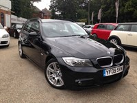 Used BMW 318d M SPORT TOURING Auto - Low mileage