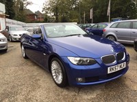 Used BMW 330d SE Auto with Full Leather and Navigation