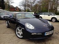 Used Porsche Boxster with Navigation