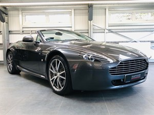 used Aston Martin Vantage V8 ROADSTER in hook-hampshire