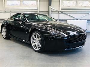used Aston Martin Vantage V8 in hook-hampshire