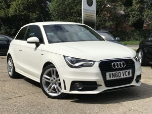 used Audi A1 TFSI S LINE in hook-hampshire