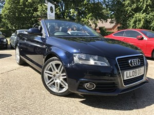 used Audi A3 TFSI 200 S LINE AUTO - FULL LEATHER in hook-hampshire