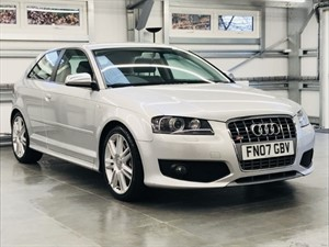 used Audi S3 TFSI QUATTRO in hook-hampshire