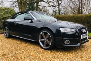 used Audi A5 TFSI S LINE in hook-hampshire