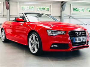 used Audi A5 TFSI S LINE SPECIAL EDITION in hook-hampshire