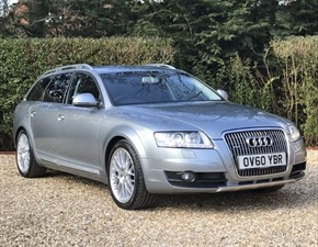 used Audi A6 allroad TDI QUATTRO in hook-hampshire