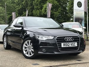 used Audi A6 TDI SE in hook-hampshire