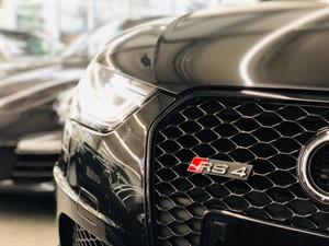 used Audi RS4 AVANT FSI QUATTRO in hook-hampshire
