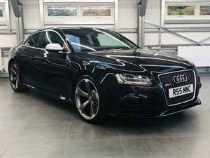 used Audi RS5 FSI QUATTRO in hook-hampshire
