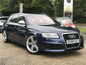 used Audi RS6 Avant QUATTRO in hook-hampshire