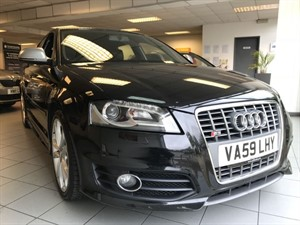 used Audi S3  TFSI QUATTRO SPORTBACK in hook-hampshire