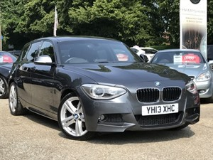 used BMW 118i M SPORT in hook-hampshire