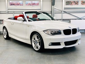 used BMW 120d M SPORT in hook-hampshire