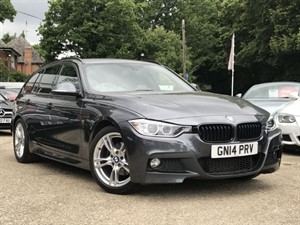used BMW 320d M SPORT TOURING in hook-hampshire