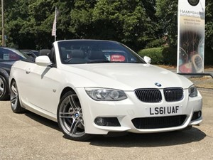 used BMW 325i M SPORT in hook-hampshire