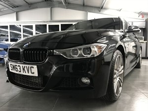 used BMW 330d XDRIVE M SPORT TOURING in hook-hampshire