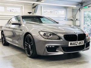 used BMW 640d M SPORT in hook-hampshire