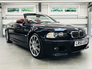 used BMW M3 SMG in hook-hampshire
