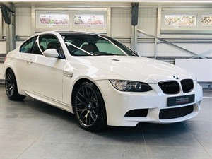 used BMW M3 DCT COMPETITION PACK in hook-hampshire