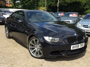 used BMW M3 DCT - LEATHER/SATNAV in hook-hampshire
