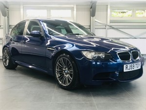 used BMW M3 Saloon in hook-hampshire