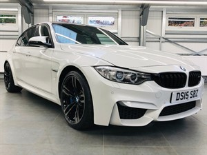 used BMW M3 DCT in hook-hampshire
