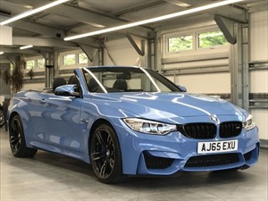 used BMW M4 DCT in hook-hampshire