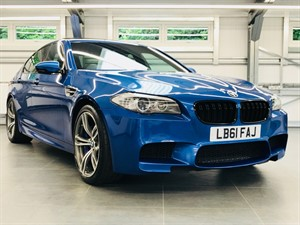 used BMW M5  in hook-hampshire