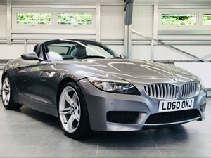 used BMW Z4 SDRIVE30I M SPORT ROADSTER in hook-hampshire