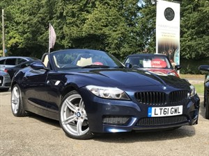 used BMW Z4 SDRIVE23I M SPORT HIGHLINE EDITION in hook-hampshire