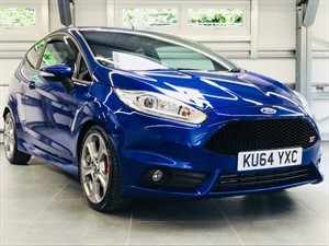 used Ford Fiesta ST-3 in hook-hampshire