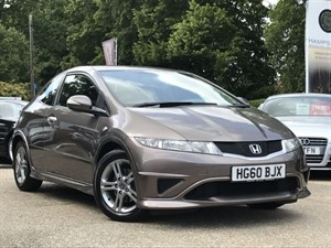 used Honda Civic I-VTEC TYPE S in hook-hampshire